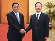 Cambodia, China agree on strategic partnership