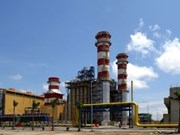 Nhon Trach 2 power plant's first turbine operational