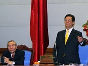 PM hails gov't-fatherland front cooperation