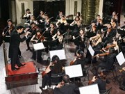 Vietnam symphony orchestra performs in US