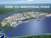 More investment for Dinh Vu due in 2011