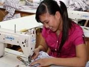 Apparel makers exploit WTO membership