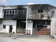 Three Vietnamese die in Malaysian factory fire