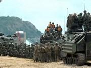 Vietnam not a participant in Cobra Gold drill