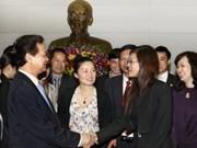 Gov't leader hails young entrepreneurs