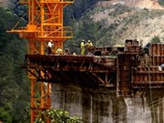 Vietnam hands over hydro-power plant to Laos