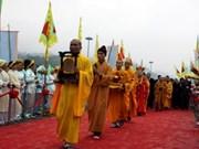 Yen Tu Buddhist spring festival kicks off