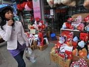Lovers in Valentine Day