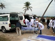 Sympathy for victims of Ha Long boat tragedy
