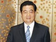 China's Hu Jintao invites Nguyen Phu Trong