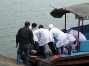 Tour boat accident dead bodies on way home