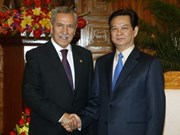 Vietnam, Turkey wish to boot ties