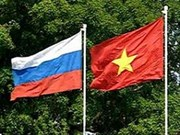 Vietnam, Russia to increase strategic partnership