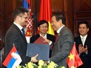 Vietnam, Serbia boost bilateral ties