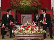 Vietnam wishes to further ties with Japanese parties