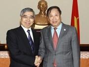 Deputy PM praises ADB's assistance to Vietnam