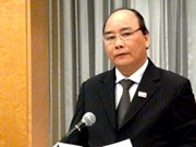 Government official visits Japan to boost ties