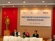 VN, Israel boost cooperation in agriculture