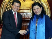 VN wishes to enhance ties with El Salvador