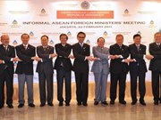 ASEAN finance ministers discuss important economic issues