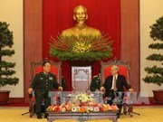 Vietnam-China army cooperation highlighted