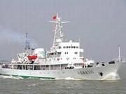 Chinese ship violates Vietnam's sovereignty
