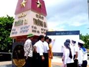 Truong Sa voters ballot for NA deputies, councillors