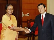 India wants to further cooperation with VN