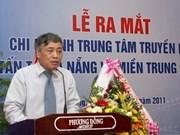 VNA establishes TV channel branch in Da Nang