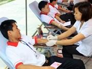 Ceremony honours blood donation efforts