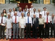 Former VN experts praised for contributions to Cambodia