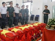 Vietnam, Laos review search for martyrs' remains