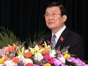 Biography of State President Truong Tan Sang