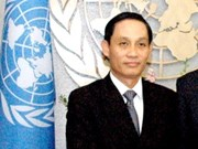 Vietnam supports nuclear non-proliferation