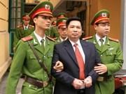Cu Huy Ha Vu to attend court of appeals