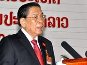 Top Lao leader to visit Vietnam next week