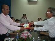 Cambodian news agency delegation visits Hoi An