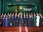 National Assembly ratifies new cabinet members