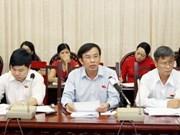 NA discusses solutions to socio-economic development