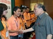 Hanoi honours top university graduates