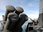 Frigate delivered to Vietnam via Cam Ranh Port