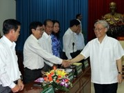 An Giang urged to solve land issues properly