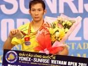 Nguyen Tien Minh claims Open title