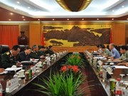 Vietnam, China hold second defence, security dialogue