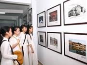 Vietnam's world heritages on display