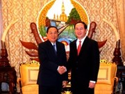 VN, Lao public security sectors to enhance ties
