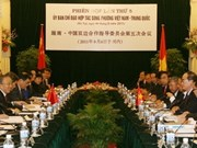 Press release of VN-China cooperation steering committee