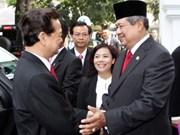 VN, Indonesia towards strategic partnership
