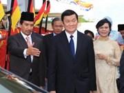 Vietnam, Malaysia vows to develop ties