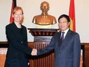 VN, Germany look toward higher level relations